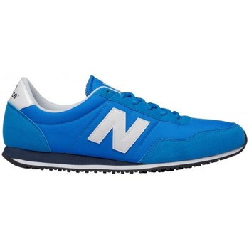 Shoes Women Low top trainers New Balance U Unisex Blue-White