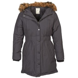 Clothing Women Parkas Nümph FROST Grey