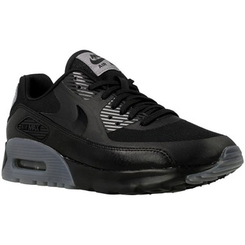 Shoes Women Low top trainers Nike W Air Max 90 Ultra Essential Black-Grey