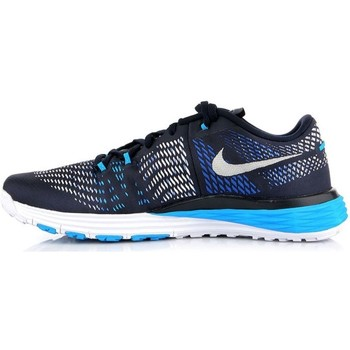Shoes Men Low top trainers Nike Lunar Caldra Navy blue