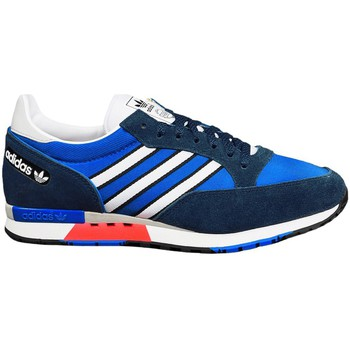Shoes Men Low top trainers adidas Originals Phantom Blue-Navy blue-White