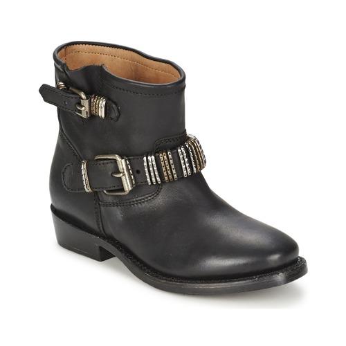 Shoes Women Mid boots Ash VICK Black