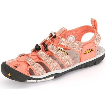 Shoes Women Sandals Keen Clearwater Cnx Pink