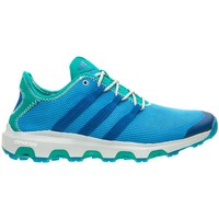 Shoes Men Low top trainers adidas Originals Climacool Voyager Turquoise-Grey-Blue