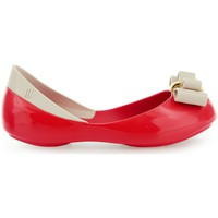 Shoes Women Flat shoes Melissa Queen 31842 Beige-Red