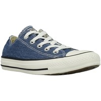 Shoes Men Low top trainers Converse CT OX Nav Navy blue