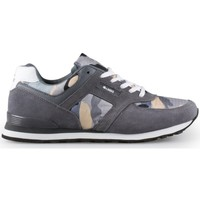 Shoes Men Low top trainers Lando Citizen Grey