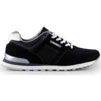 Shoes Men Low top trainers Lando Citizen Black