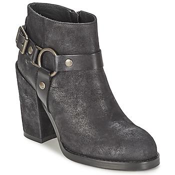 Shoes Women Ankle boots Ash FALCON Black