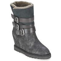 Shoes Women Ankle boots Ash YES Black