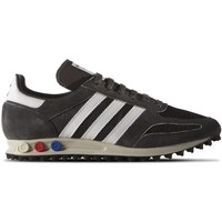 Shoes Men Low top trainers adidas Originals LA Trainer OG Graphite-White