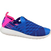 Shoes Women Low top trainers Nike Wmns Rosherun Blue