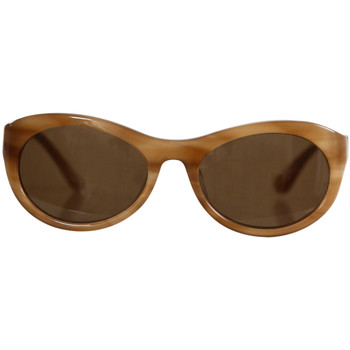 Watches Women Sunglasses Mauboussin Vintage 11 Caramel Sunglasses BROWN