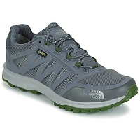 Shoes Men Walking shoes The North Face LITEWAVE FASTPACK GORETEX Grey