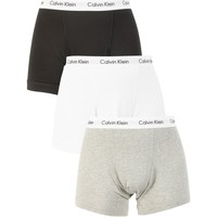 Trunks / Underwear Calvin Klein Jeans Men's 3 Pack Trunks, Multicoloured