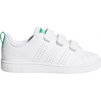 Shoes Men Low top trainers adidas Originals VS ADVANTAGE CLEAN CMF C BLANCO