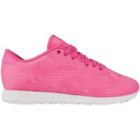Shoes Women Low top trainers Reebok Sport Classic Nylon Jacquard Pink