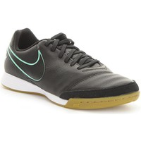 Shoes Men Low top trainers Nike Tiempox Genio II Leather IC Black