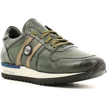 Shoes Men Low top trainers Rogers 555 Sneakers Man Verde Verde