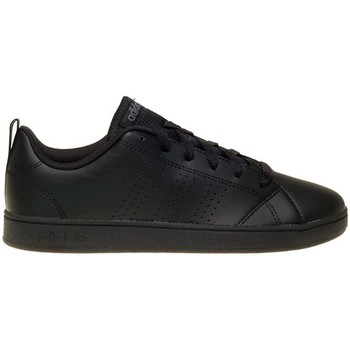 Shoes Boy Low top trainers adidas Originals VS Advantage Clean Black