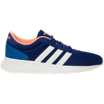 Shoes Women Low top trainers adidas Originals Lite Racer W White-Blue