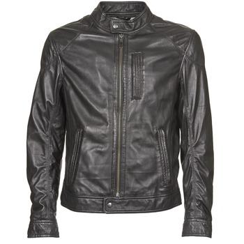 Clothing Men Leather jackets / Imitation leather Oakwood 60835-501  black