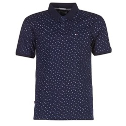 Clothing Men short-sleeved polo shirts Hilfiger Denim MOLEAZ MARINE