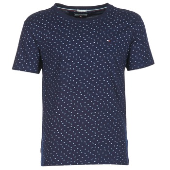 Clothing Men short-sleeved t-shirts Hilfiger Denim GRONTON MARINE