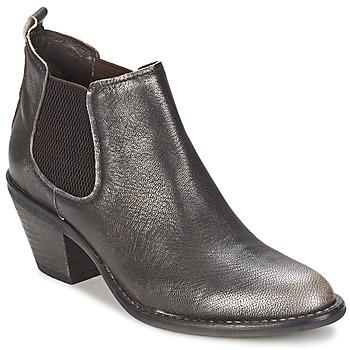 Shoes Women Ankle boots Un Matin d'Ete NIPSY CARBON