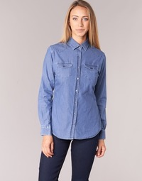 Clothing Women Shirts Yurban FERVINE Blue