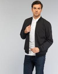 Clothing Men Jackets Calvin Klein Jeans ONDO 1 ESSENTIAL BOMBER Black