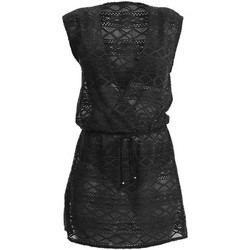 Clothing Women Short Dresses Freya Sundance Black Beach Dress BLACK
