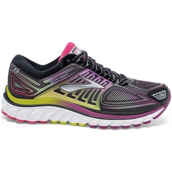 Shoes Women Running shoes Brooks Brothers Women Glycerin 13 Dweite Breit Black