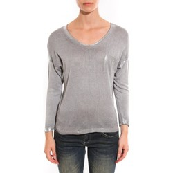 Clothing Women jumpers Barcelona Moda Pull See You Again Gris Grey