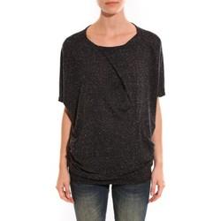 Clothing Women jumpers La Vitrine De La Mode Pull  Holly & Joey Noir Black