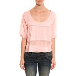 Clothing Women Tops / Blouses Lara Ethnics Top Wendy Rose Pink