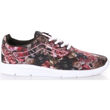 Shoes Women Low top trainers Vans Iso 1.5 Moody Floral Noir A2Z5SJOU Black