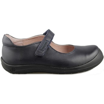 Shoes Girl Flat shoes Biomecanics COLEGIAL BERTA BLUE