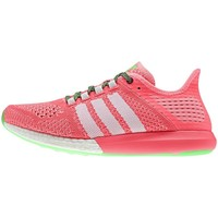 Shoes Women Low top trainers adidas Originals Women CC Cosmic Boost White-Pink-Green