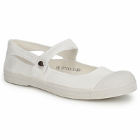 Shoes Women Flat shoes Bensimon MARIE JANE White