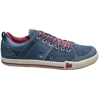 Shoes Men Low top trainers Merrell Rant Dash Navy blue-Burgundy