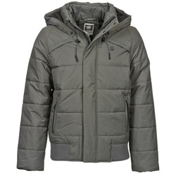 Clothing Men Duffel coats G-Star Raw WHISTLER Grey