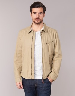 Clothing Men Jackets Aigle GADSON BEIGE
