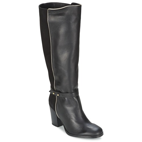 Shoes Women High boots Paul & Joe Sister EFFIE Black