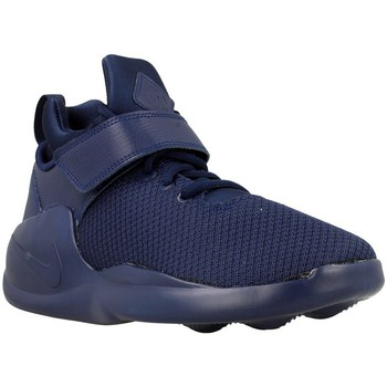 Shoes Boy Basketball shoes Nike Kwazi GS Navy blue