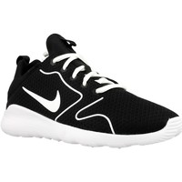 Shoes Boy Low top trainers Nike Kaishi 20 GS White-Black