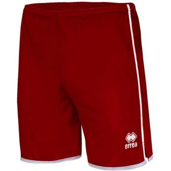 Clothing Men Shorts / Bermudas Errea Short  Bonn grenat