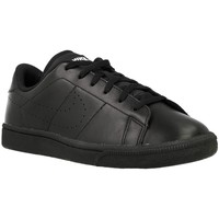 Shoes Boy Low top trainers Nike Tennis Classic Prm Black