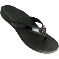 Shoes Women Flip flops Vionic Islander Black