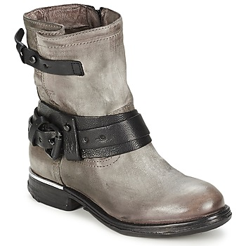 Shoes Women Mid boots Airstep / A.S.98 AIRSTEP Grey / Clear
